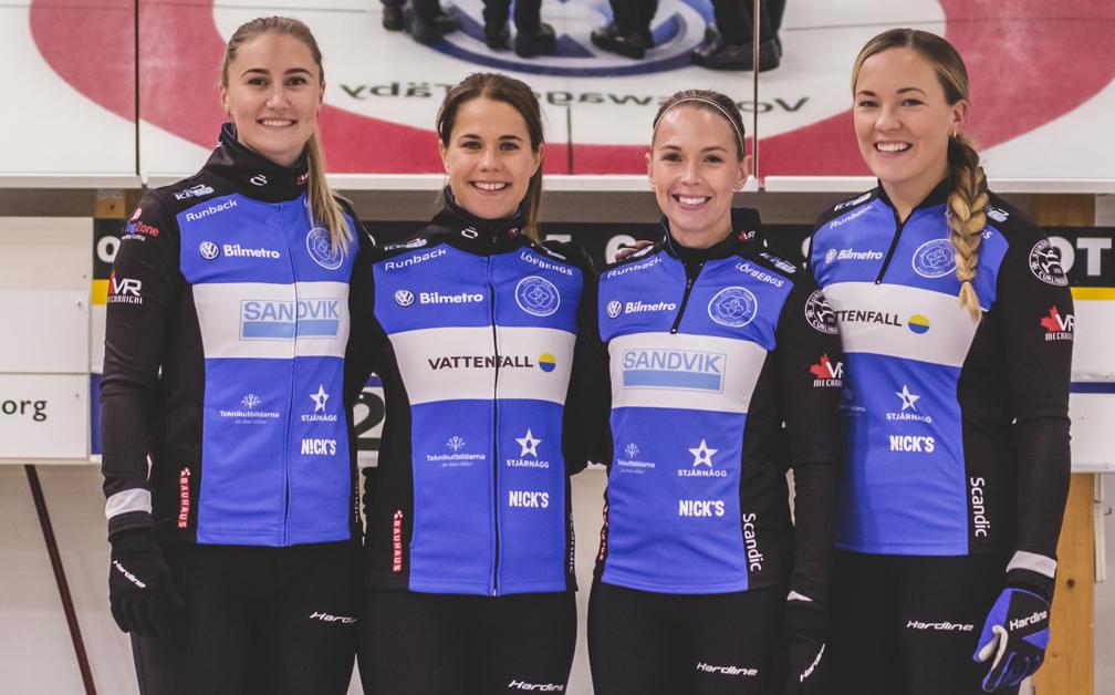 Vi gratulerar Team Hasselborg