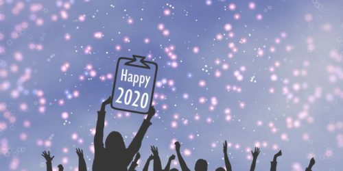 Ett nytt år och ett nytt decenium – 2020